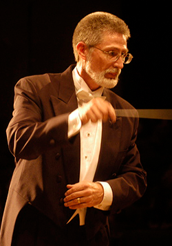 Michael Chance, associate conductor